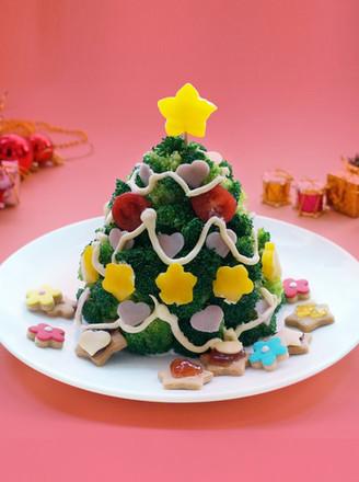 丘比-圣诞树沙拉的做法