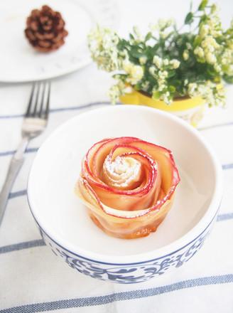 苹果玫瑰卷的做法