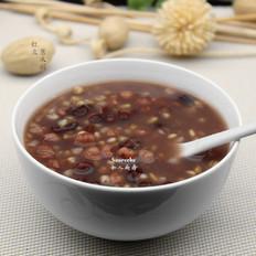 生蚝家里怎么做红豆薏米粥的做法