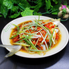 年夜饭必备菜,剁椒蒸金鲳鱼
