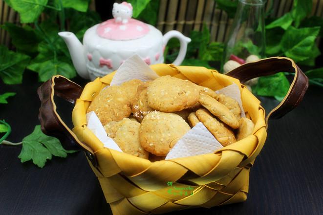 粤式伴手礼,风味鸡仔饼的做法