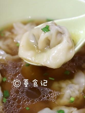 鲜虾小馄饨的做法