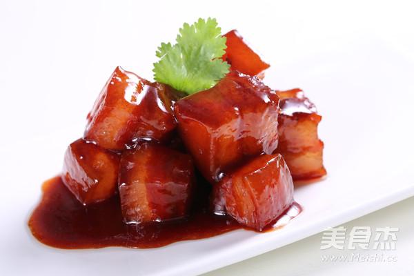 紅燒肉成品圖