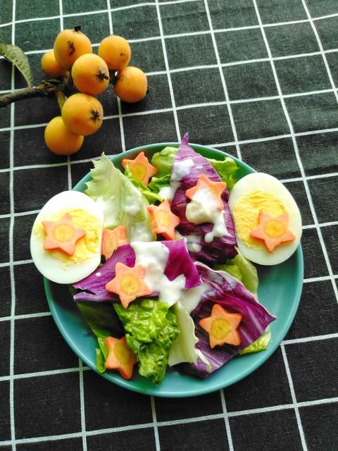 蔬菜这样吃特别减肥---蔬菜沙拉之2