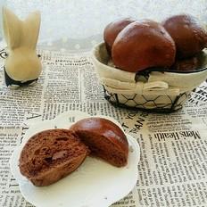 黑眼豆豆面包