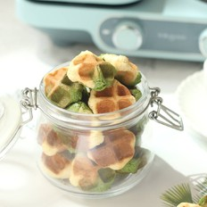 一口松饼(原味/抹茶)