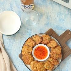 #深夜最馋的美食#泰式烤鱼饼