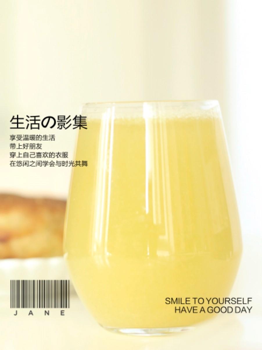 圆白菜苹果汁