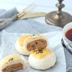 海苔肉松饼