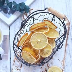 自制柠檬干