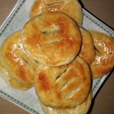 绿豆沙老婆饼