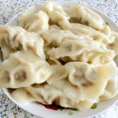 猪肉香菇虾仁水饺