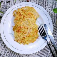 胡萝卜土豆丝蛋饼