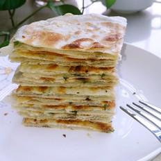 千层葱油饼