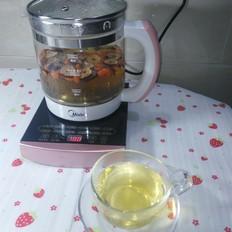 养生壶之红枣枸杞茶