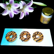 霸王超市丨椰子油甜甜圈海绵蛋糕