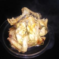 电饭煲一键焗出美味软嫩的鸡