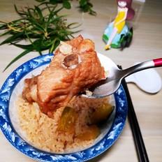 霸王超市丨电饭煲之南瓜排骨焖饭