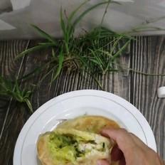 南瓜丝馅饼的做法