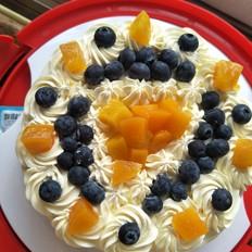 新手裱花蛋糕