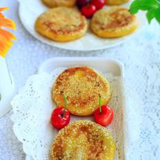 糯糯甜甜的南瓜饼