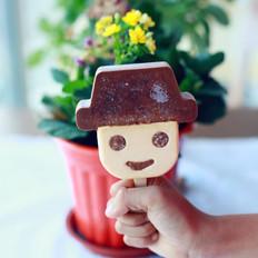 童年记忆雪人冰糕