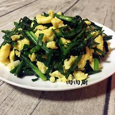 韭菜炒鸡蛋肉肉厨