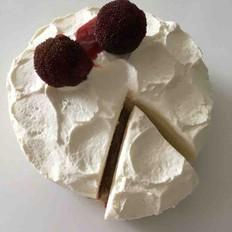 草莓水果芝士蛋糕