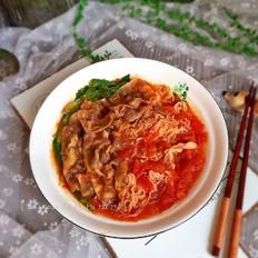 红红火火番茄肥牛粉