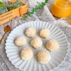 不用烤箱的小甜品—芒果糯米糍