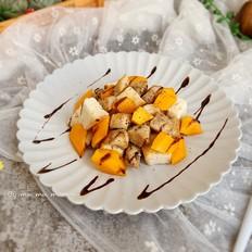 减脂瘦身餐—芒果鸡胸沙拉