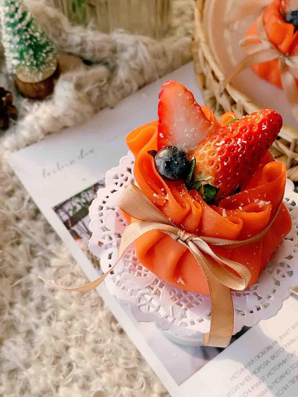 新年福袋草莓蛋糕