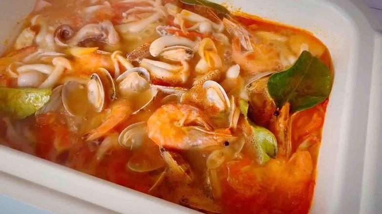 泰式冬阴功汤的做法