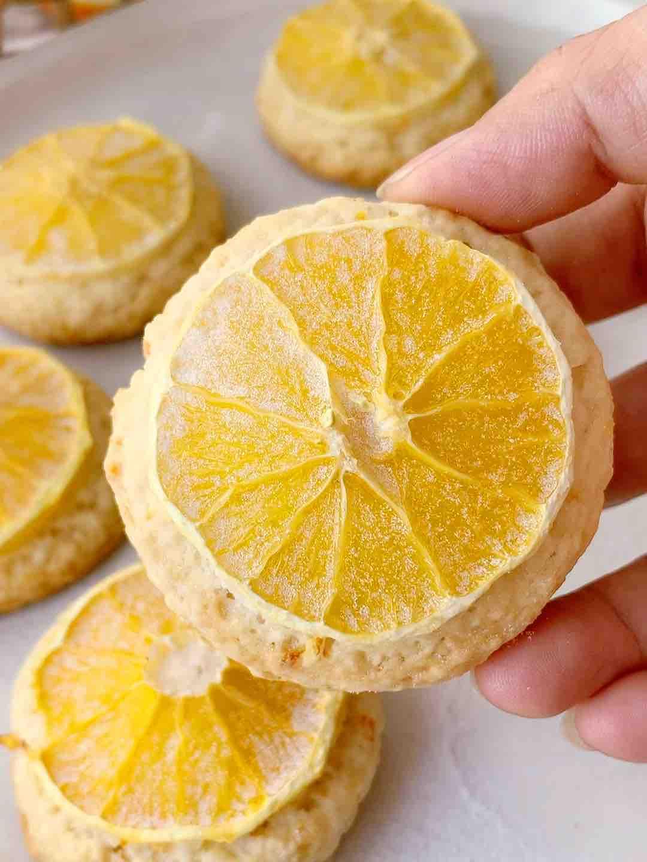 香橙司康的做法