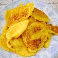 香蕉米酒饼
