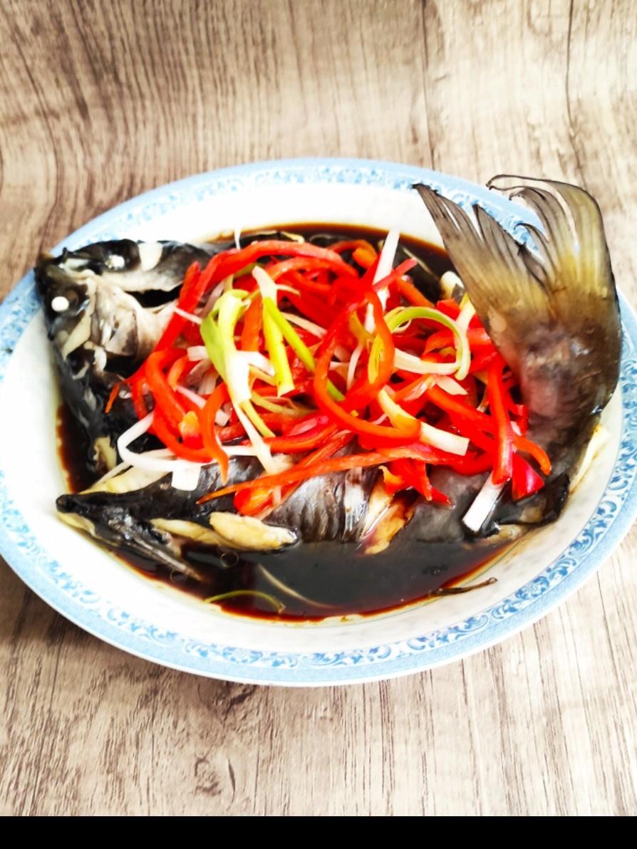 清蒸鮰鱼的做法