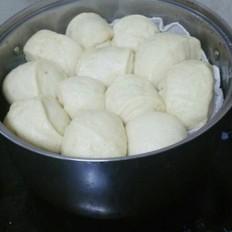 奶香馒头(奶粉牛奶版)