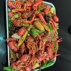 十三香香辣小龙虾