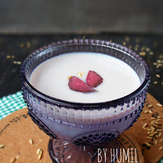 燕麦紫薯豆浆