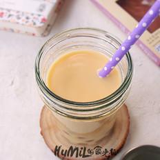 香芋珍珠奶茶