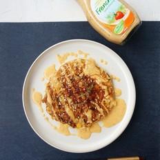 大阪烧——日式蔬菜煎饼