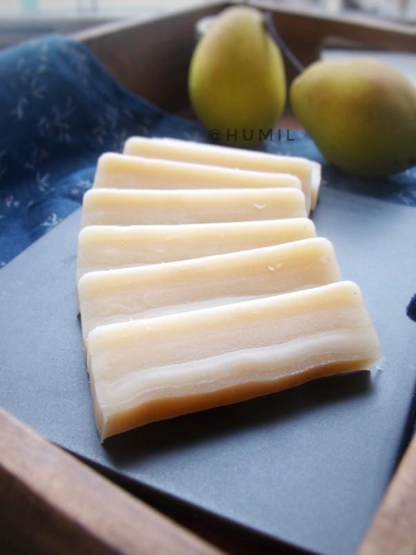 香梨牛奶千层糕