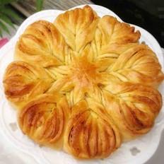 蒜香咸面包