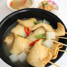 韩式鱼饼汤
