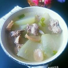鸭肉冬瓜汤