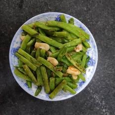 尖椒四季豆