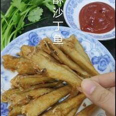 香酥沙丁鱼