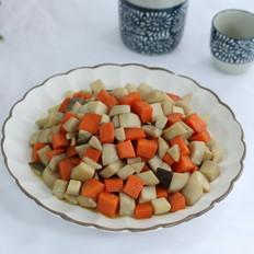 鸡汁杏鲍菇