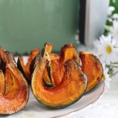 日式烤南瓜