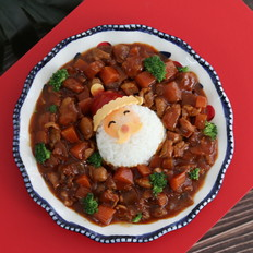 #冬至大如年#+胡萝卜鸡肉烩饭